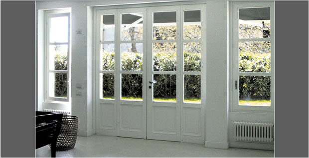 Infissi alluminio milano italport produzione e vendita infissi porte e finestre milano - Porte e finestre in alluminio ...