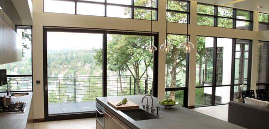Infissi alluminio legno milano italport produzione e vendita infissi porte e finestre milano - Condensa finestre alluminio ...
