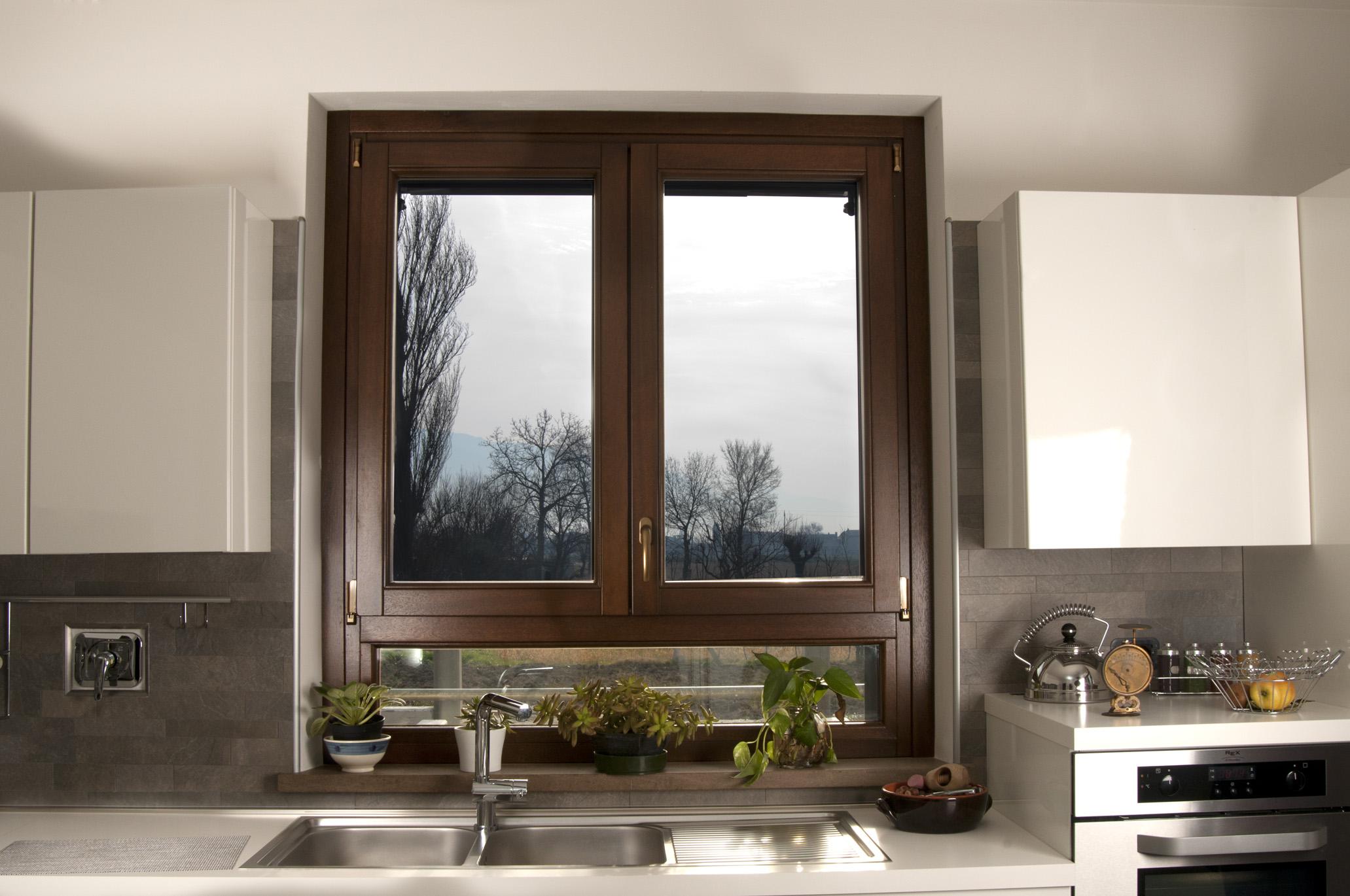 Finestre legno alluminio milano italport produzione e for Infissi legno prezzi