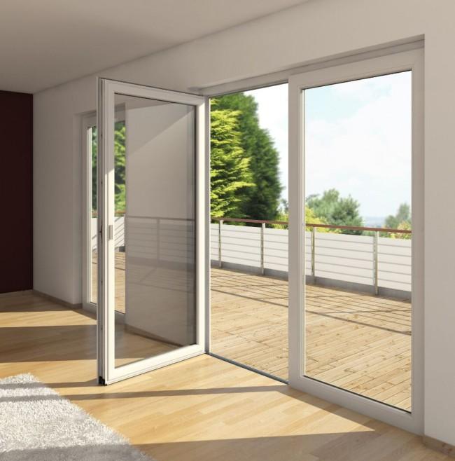Infissi in pvc milano italport produzione e vendita infissi porte e finestre milano - Condensa su finestre in alluminio ...