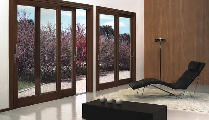 Infissi legno alluminio milano italport produzione e - Infissi finestre ...
