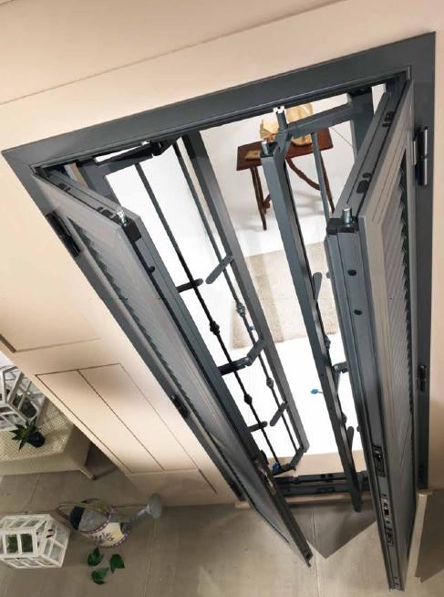 Inferriate e grate di sicurezza milano italport produzione e vendita infissi porte e finestre - Disegni di grate per finestre ...