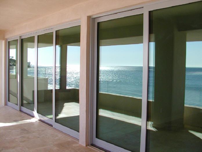 Infissi alluminio milano italport produzione e vendita - Infissi e finestre ...