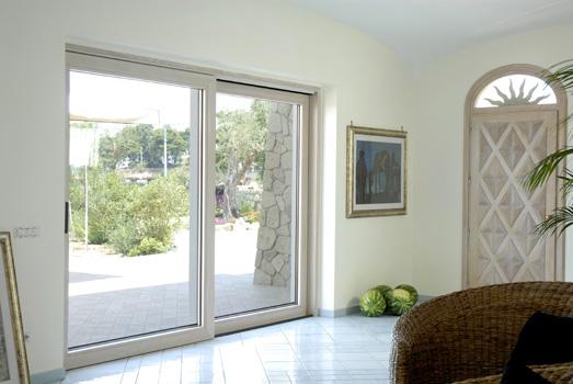 Infissi alluminio milano italport produzione e vendita infissi porte e finestre - Porte finestre milano ...