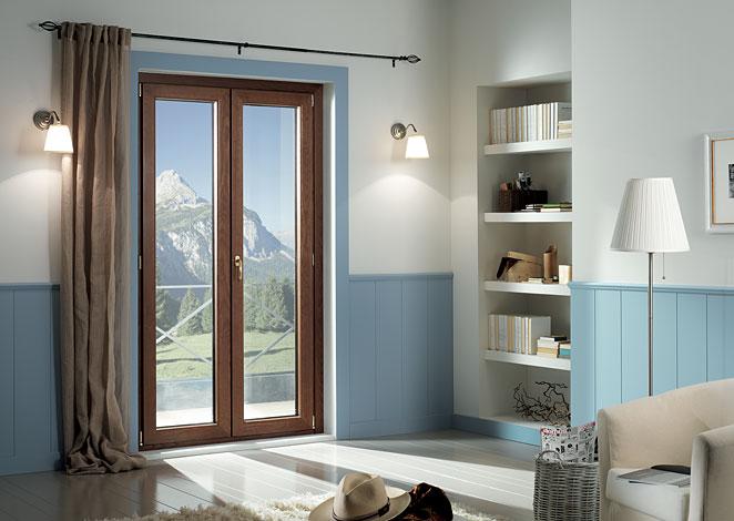 Infissi in pvc milano italport produzione e vendita infissi porte e finestre - Condensa finestre alluminio ...