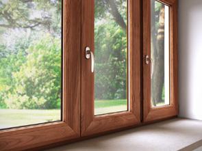 Infissi legno alluminio milano italport produzione e - Telaio finestra legno ...